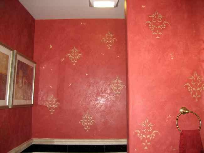 Faux Plaster Walls faux finishing | ventian plaster faux | faux painter